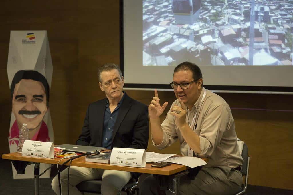 Taller Videoperiodismo de Mochila. Foto: David Estrada Larrañeta/FNPI