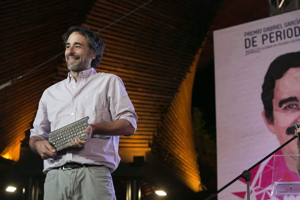 Ceremonia del Premio Gabriel Garcia MarquezFoto: David Estrada Larrañeta /FNPI
