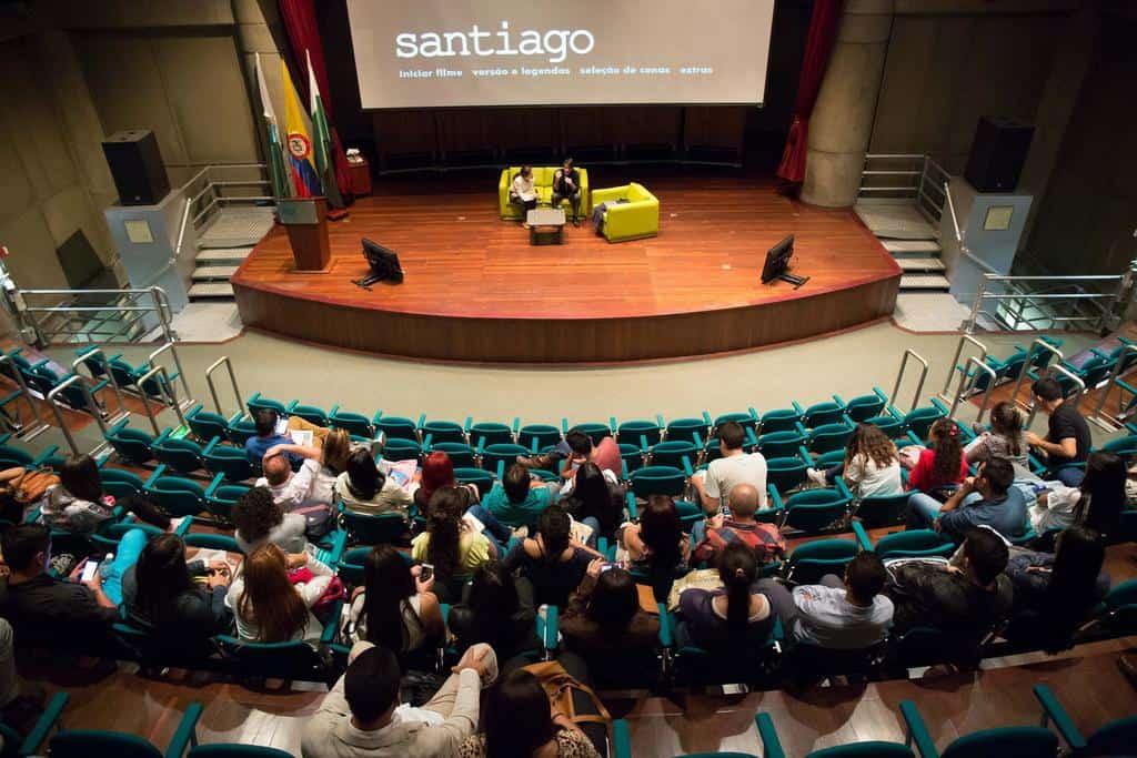 Documental 'Santiago'. Presentado por Daniela Abad (Italia) y Diego Osorno (México). Dirigido por João Moreira Salles (Brasil). Foto: David Estrada Larrañeta /FNPI