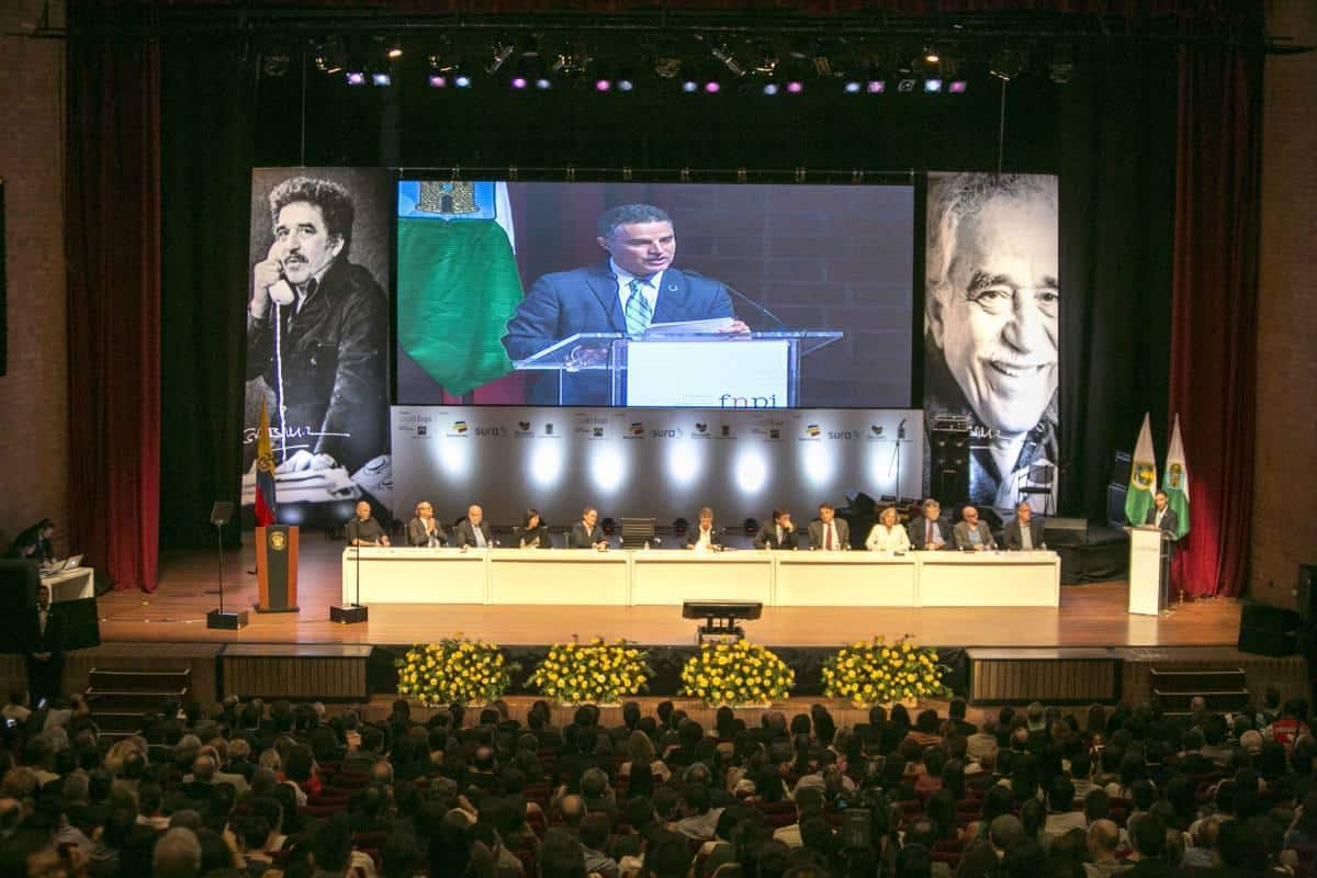 Segundo día: Ceremonia de premiación. Foto: Julián Roldán/ FNPI.