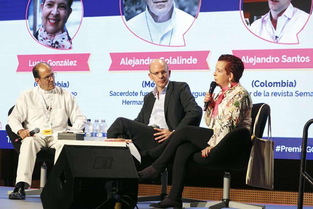 Componer entuertos descomunales. Lucía González (Colombia) y Alejandro Solalinde (México), en conversación con Alejandro Santos (Colombia).