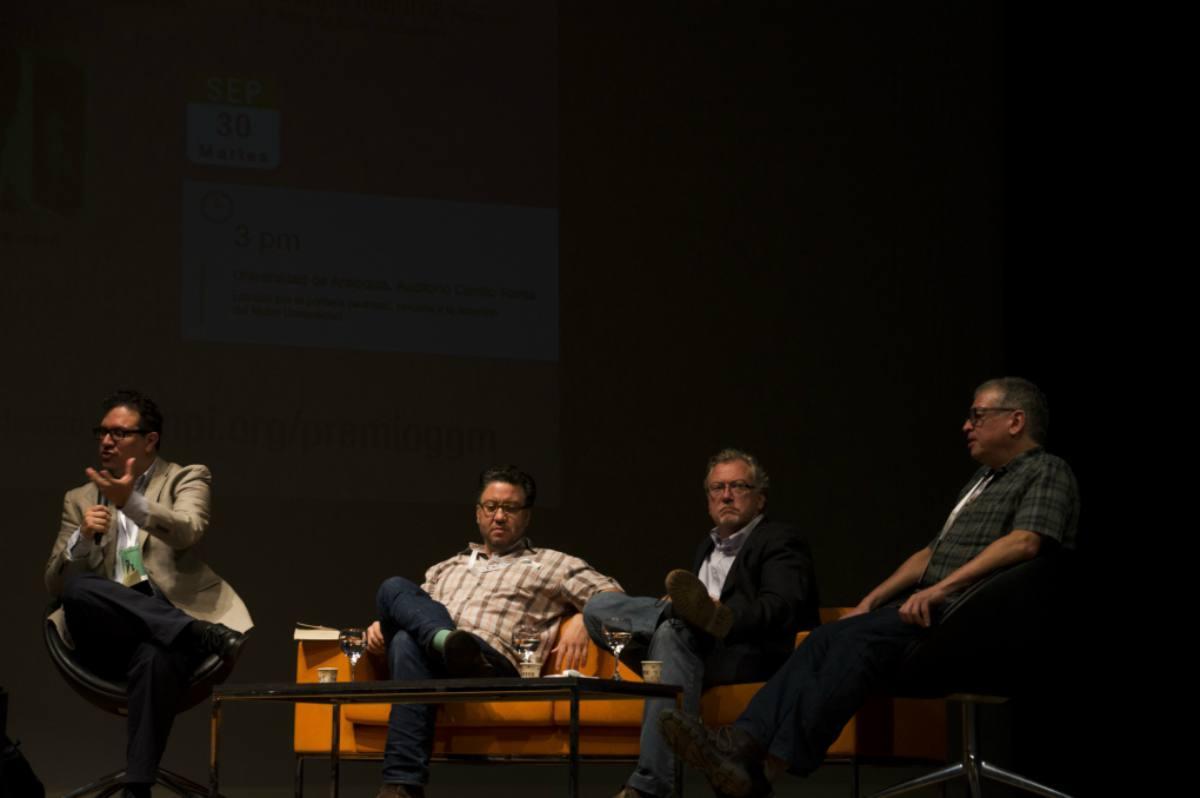 Coloquio 'Crónicas y ensayos de América Latina'.