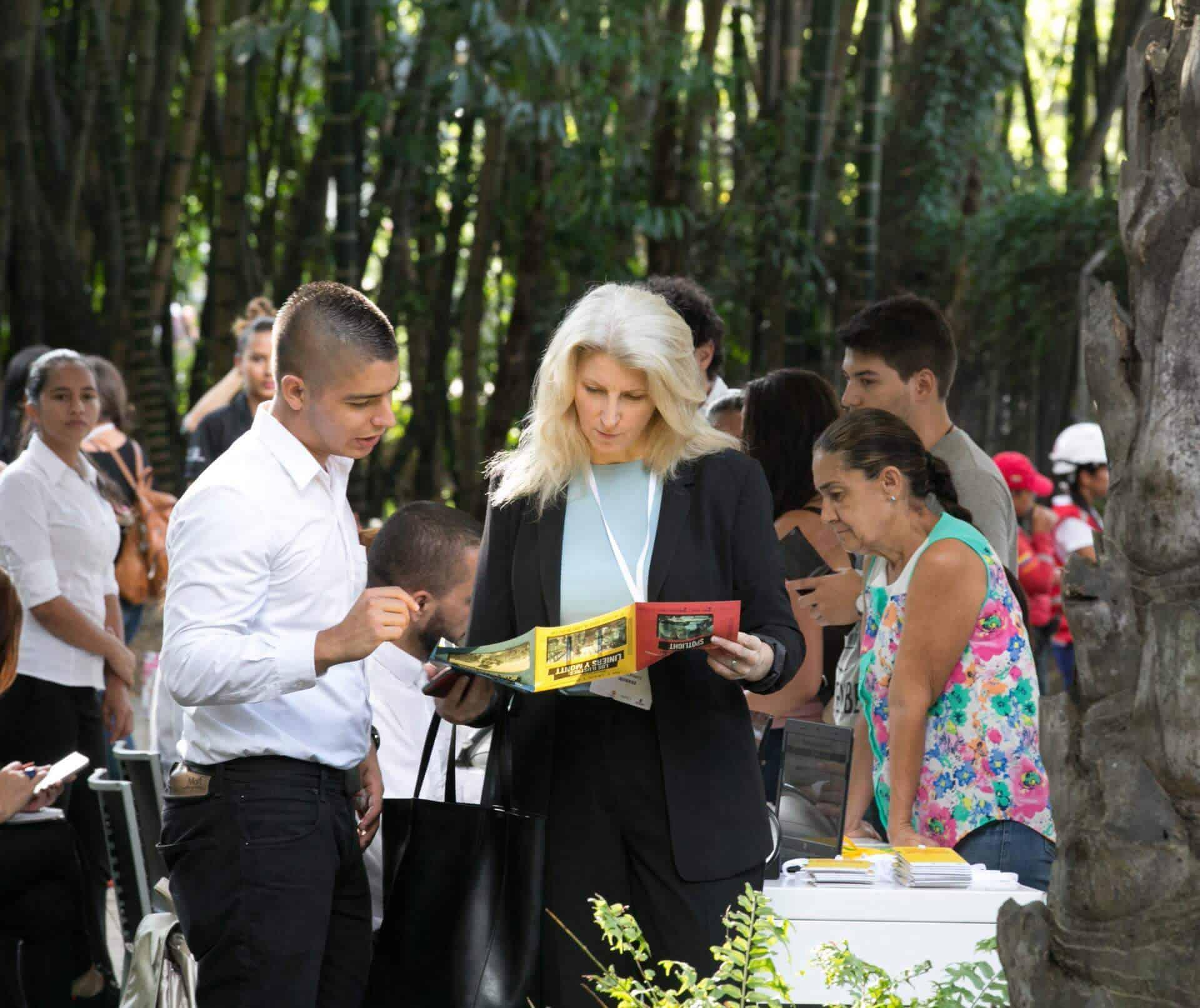 Todo lo que debes saber para asistir al Festival Gabo