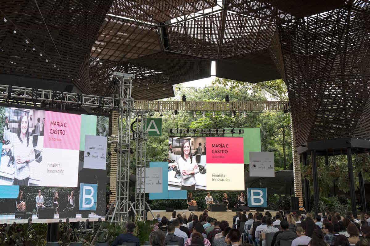 Maratón de las mejores historias, categoría Innovación. Foto: David Estrada L /FNPI