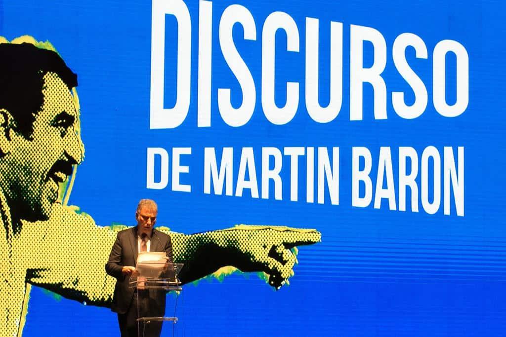 Martin Baron, invitado especial del Festival. Fotos: Julián Roldán/FNPI.