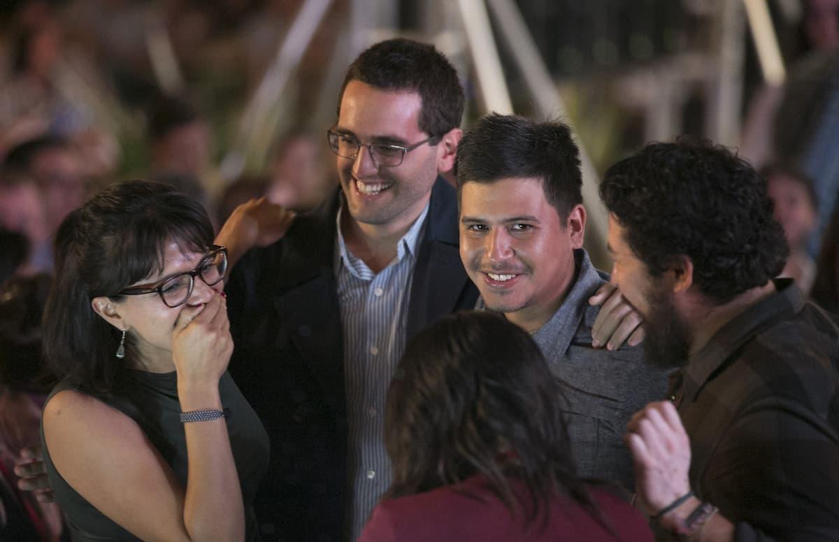 Festival Gabo 2017. Medellín. Ceremonia Premiación. Foto: Julian Roldán/ FNPI.