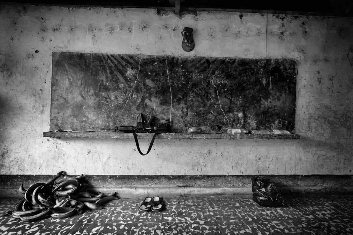 Imagen del trabajo Macondo de Álvaro Ybarra