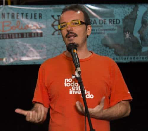 Bernardo Gutierrez