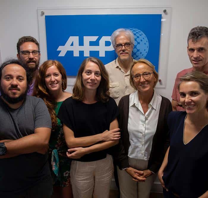 Equipo AFP - Autores de Balas Perdidas