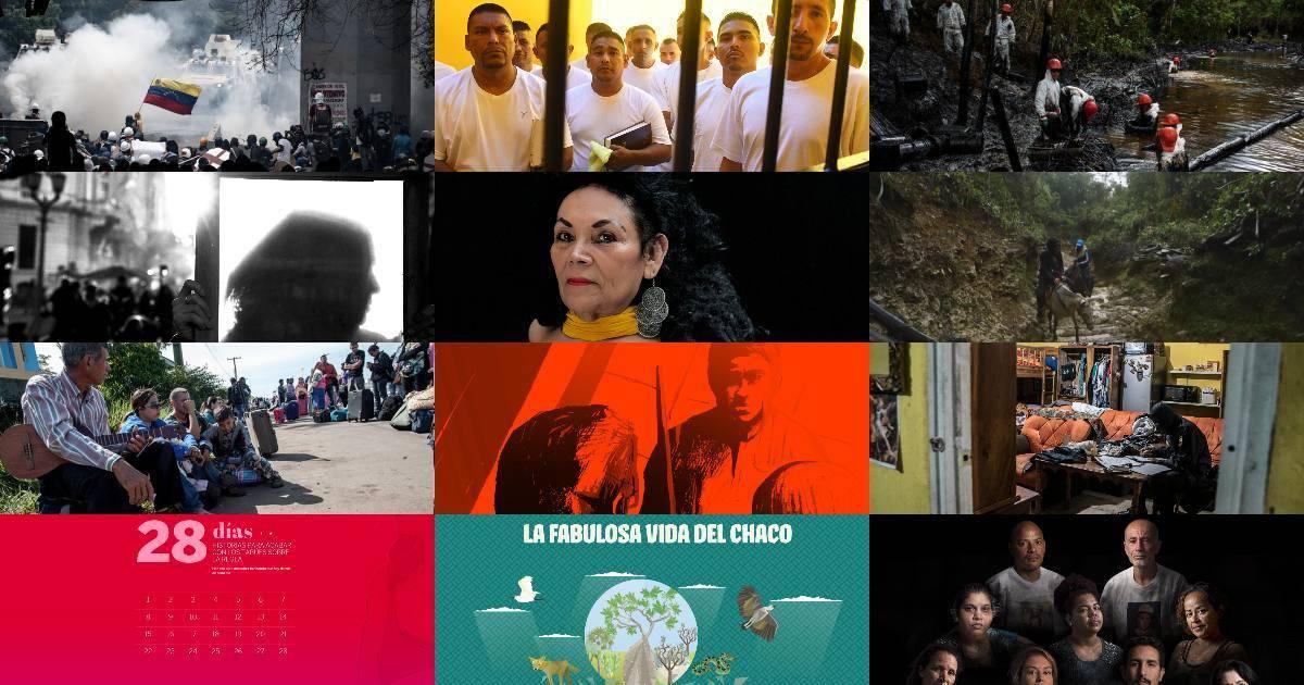 Los 12 finalistas del Premio Gabo 2018