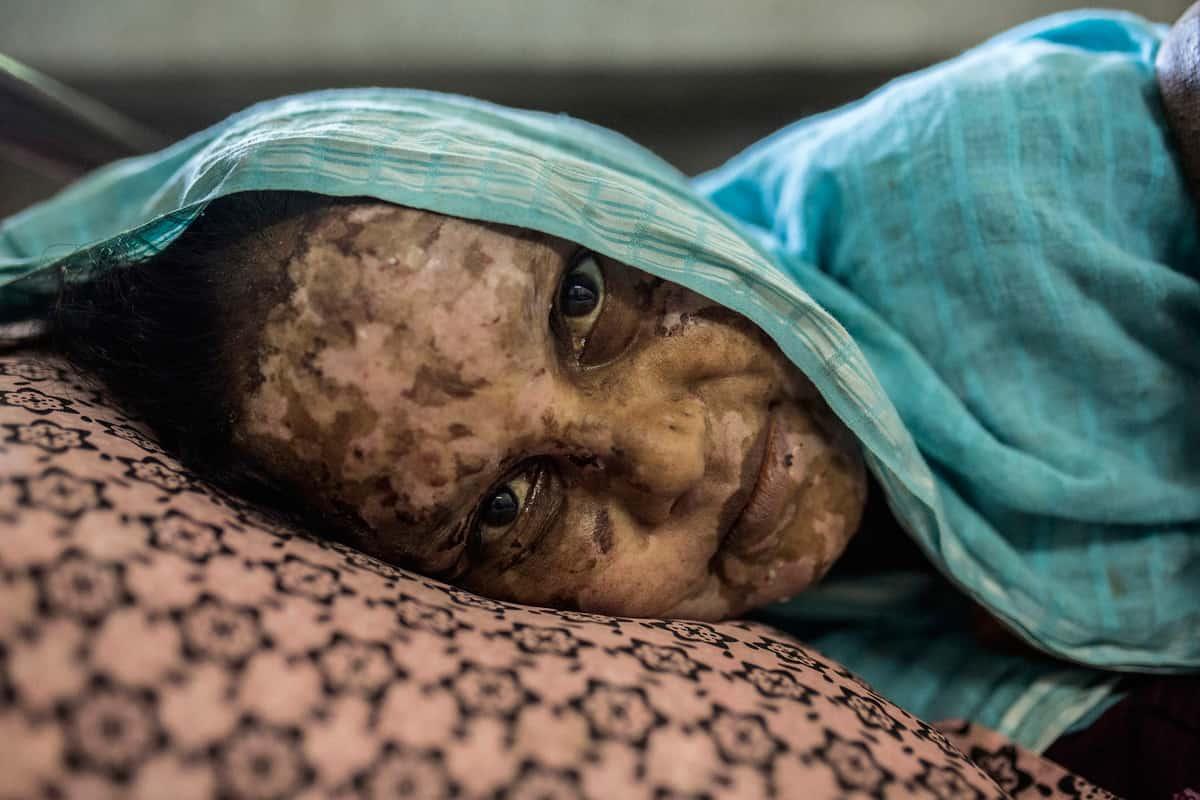 """""""No somos humanos a los ojos de Birmania"""", Premio Gabo 2018."""