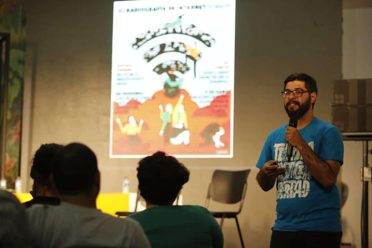 Alejandro Valdez Sanabria, director y miembro fundador de El Surtidor