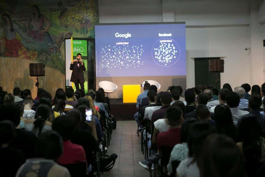 Eduardo Salles, director y cofundador de Pictoline. Foto: Julián Roldán/FNPI.