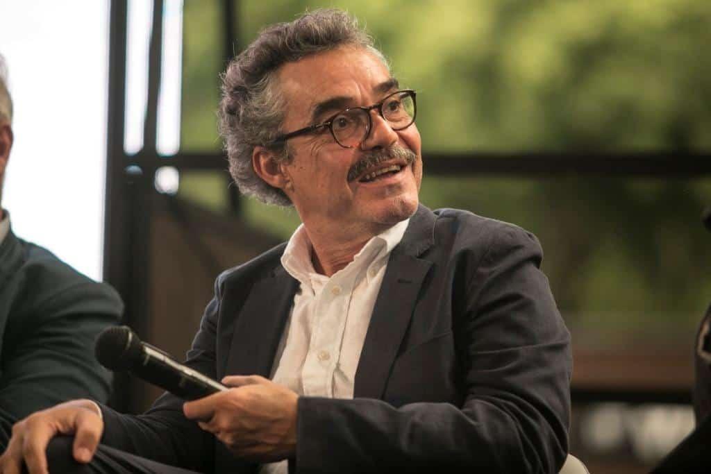 Gonzalo García Barcha. Festival Gabo 2018. Foto: David Estrada Larrañeta/FNPI.