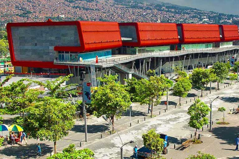 Parque Explora de Medellín