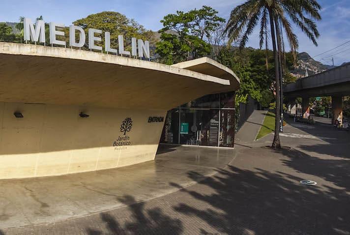 Jardín Botánico Medellín