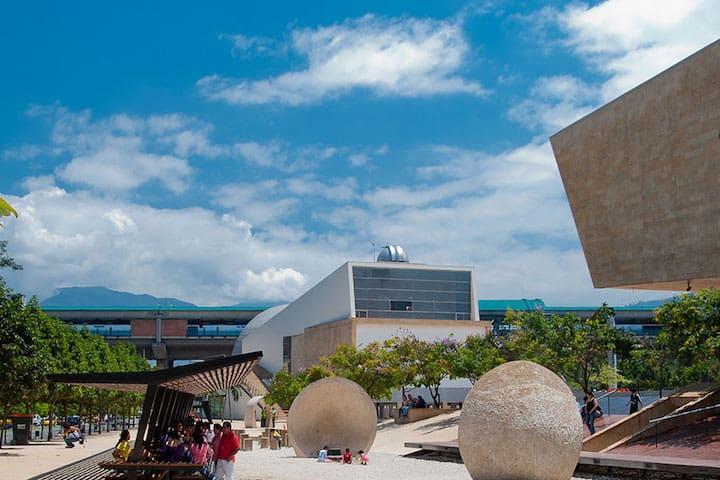 Parque de los Deseos Medellín
