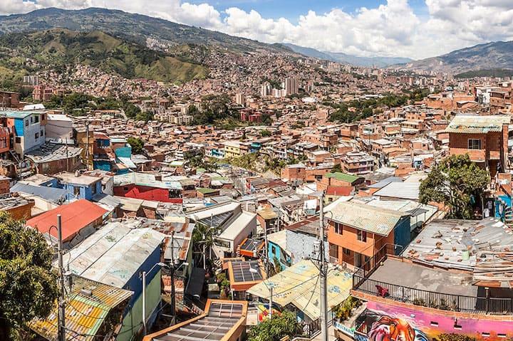 Transformación de Medellín.