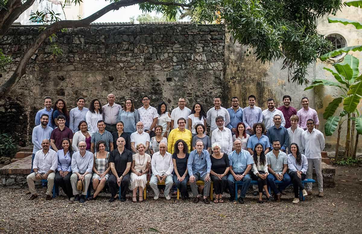 Equipo de la Fundación Gabo 2019.