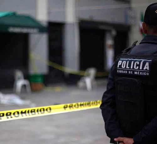 5013 Homicidios CDMX - Premio Gabo 2019
