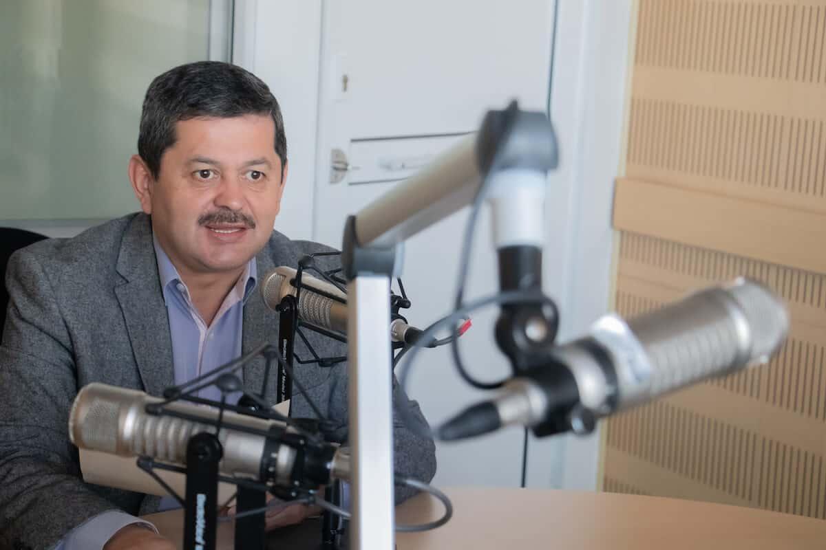 Luis Enrique Rodríguez, ganador Reconocimiento Clemente Manuel Zabala.