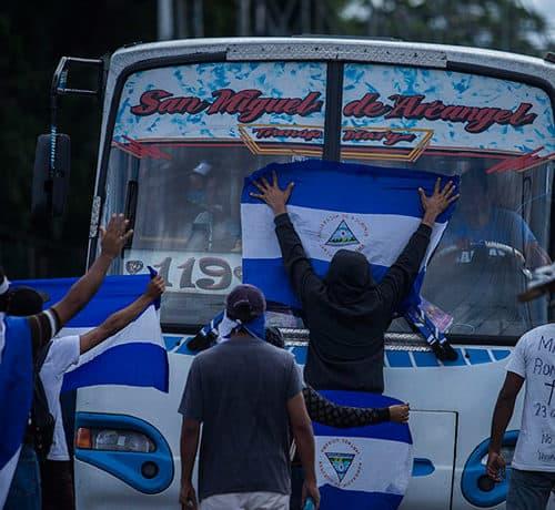 Daniel Ortega, los chavalos y la tenebrosa máquina del tiempo - Premio Gabo 2019