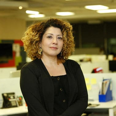 Ruby Marcela Pérez Jiménez, invitada al Festival Gabo
