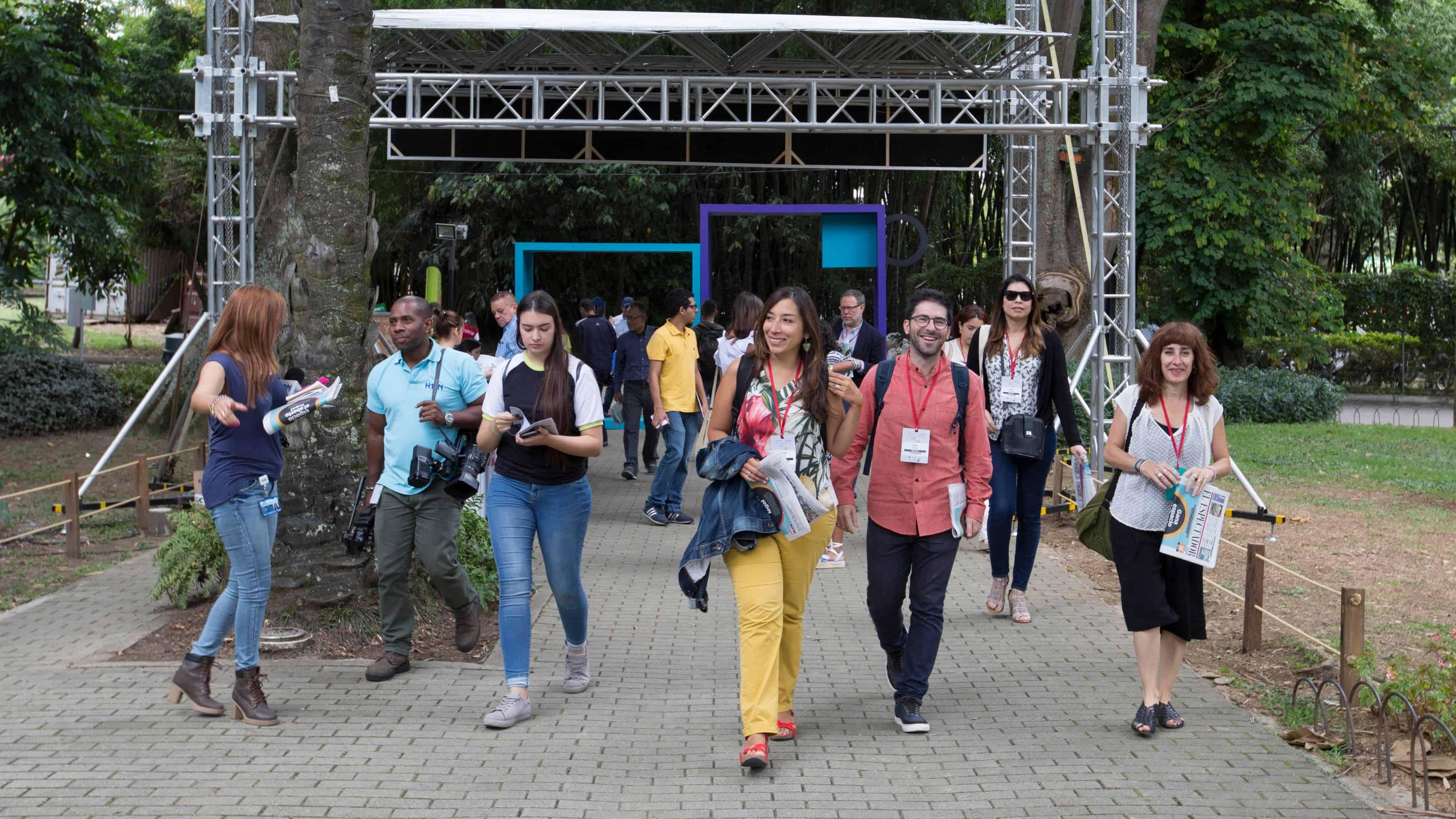 Primer día Festival Gabo