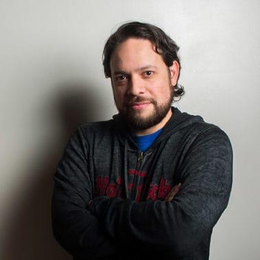 Víctor Amaya. Foto: Fabiola Ferrero.