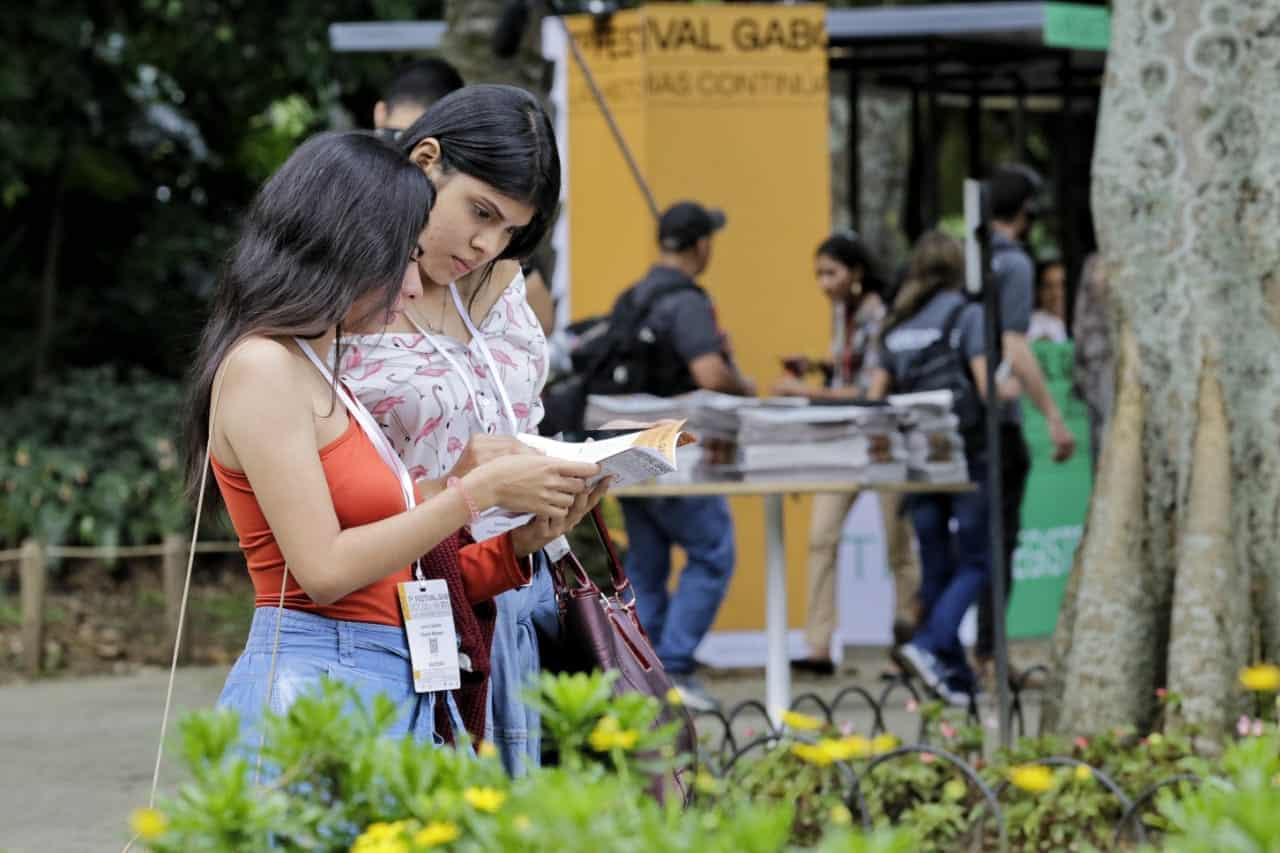 Segundo día Festival Gabo