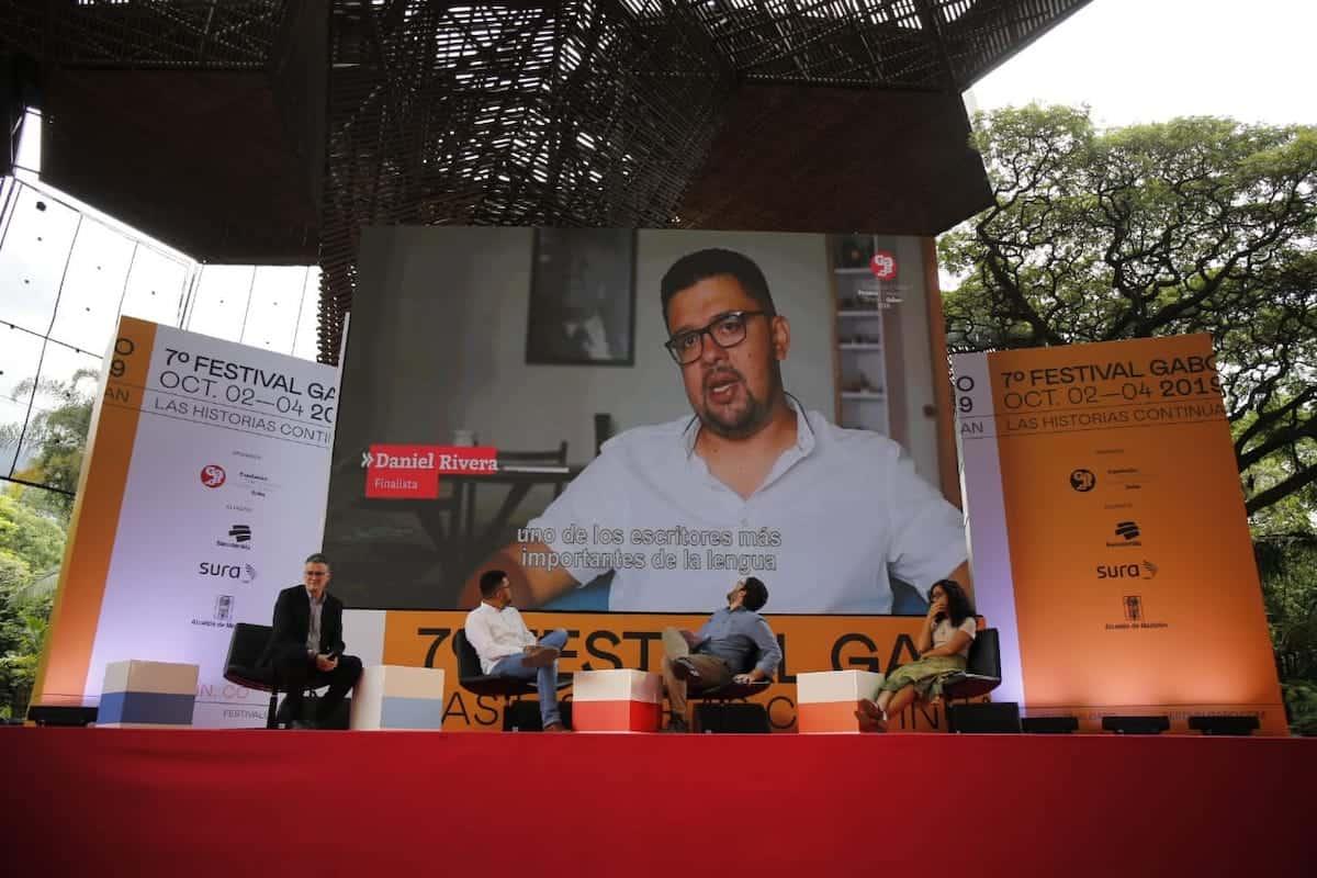 Maratón de las mejores historias de Iberoamérica: categoría Texto. Foto: David Estrada/Fundación Gabo.