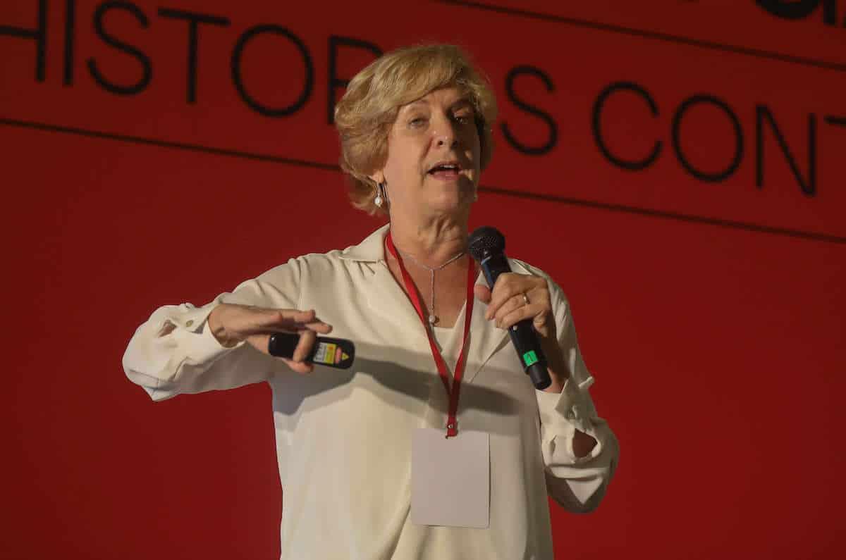 Vivian Schiller, CEO de Civil.