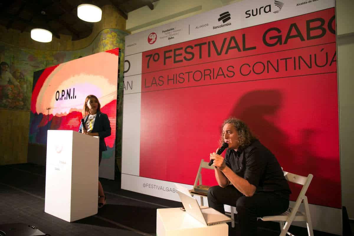 Pere Ortín y Paty Godoy, creadores de Los desiertos de Sonora.