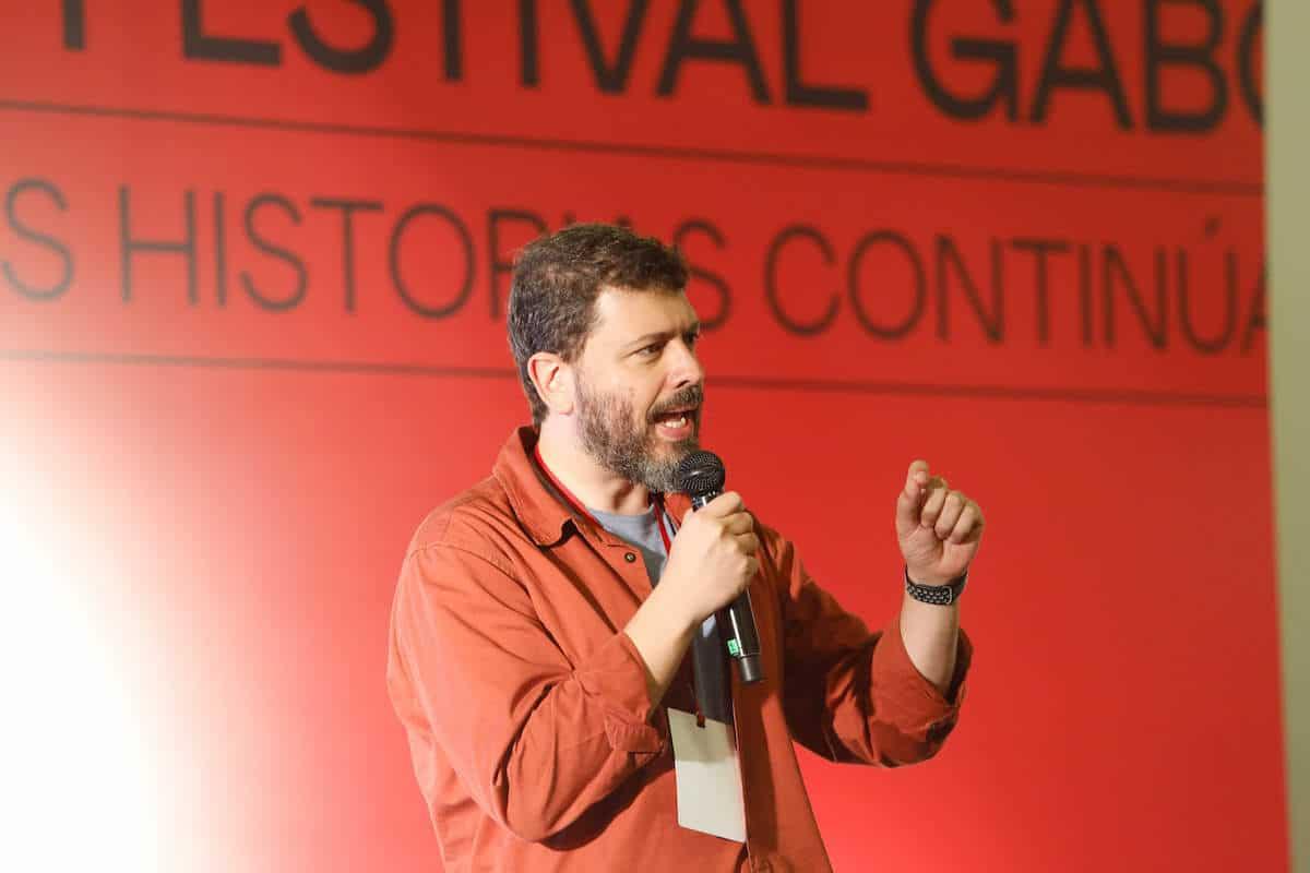 Pedro Doria, fundador de Meio.