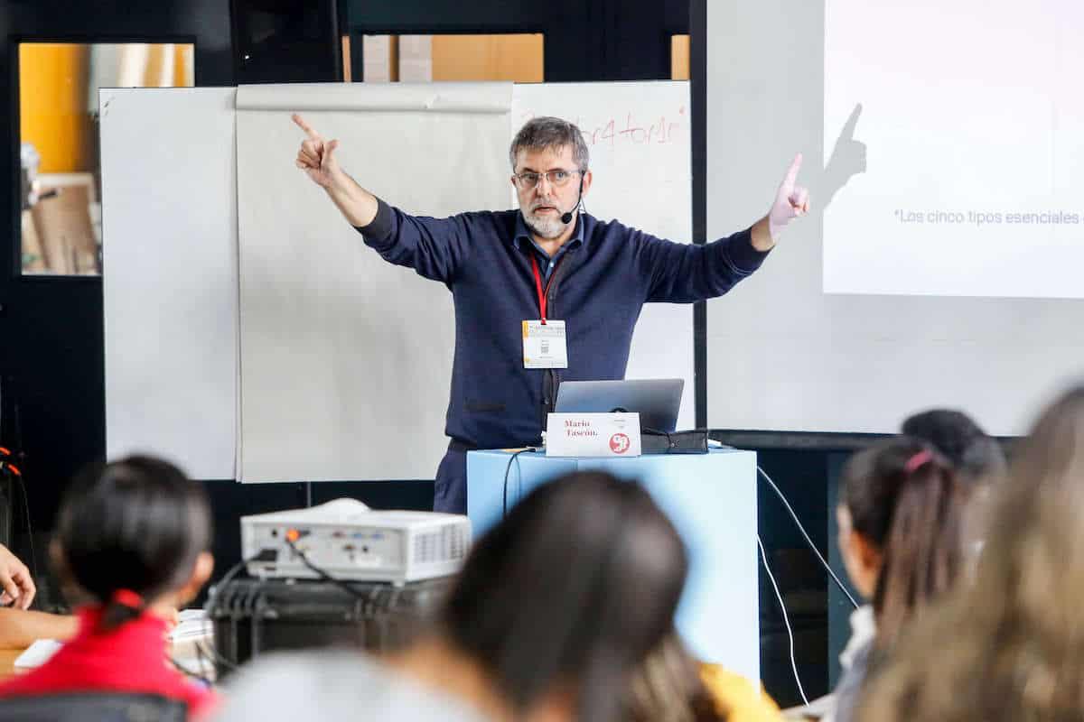 Taller: Innovación para comunicadores con el método Sapiens, con Mario Tascón.