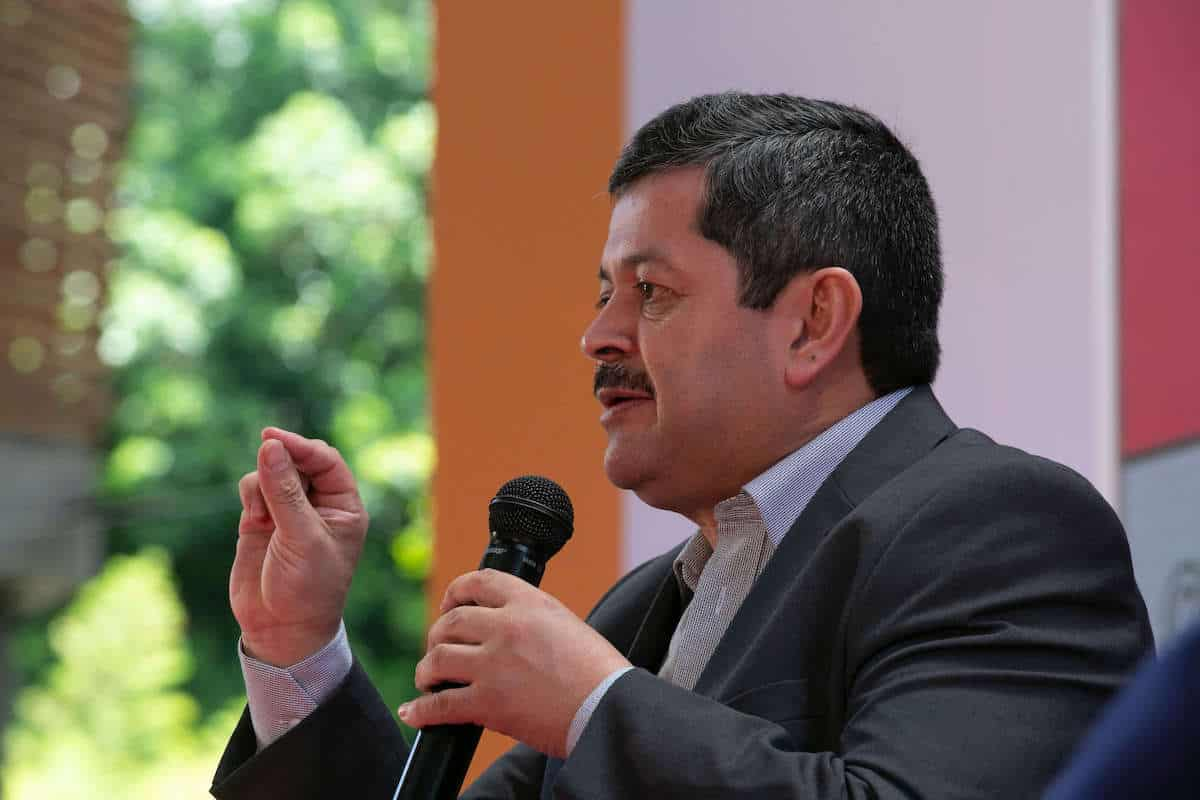 Luis Enrique Rodríguez, ganador del Reconocimiento Clemente Manuel Zabala.