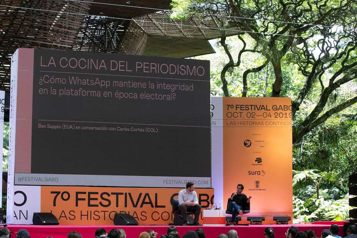 Como WhatsApp mantiene la integridad en la plataforma en época electoral