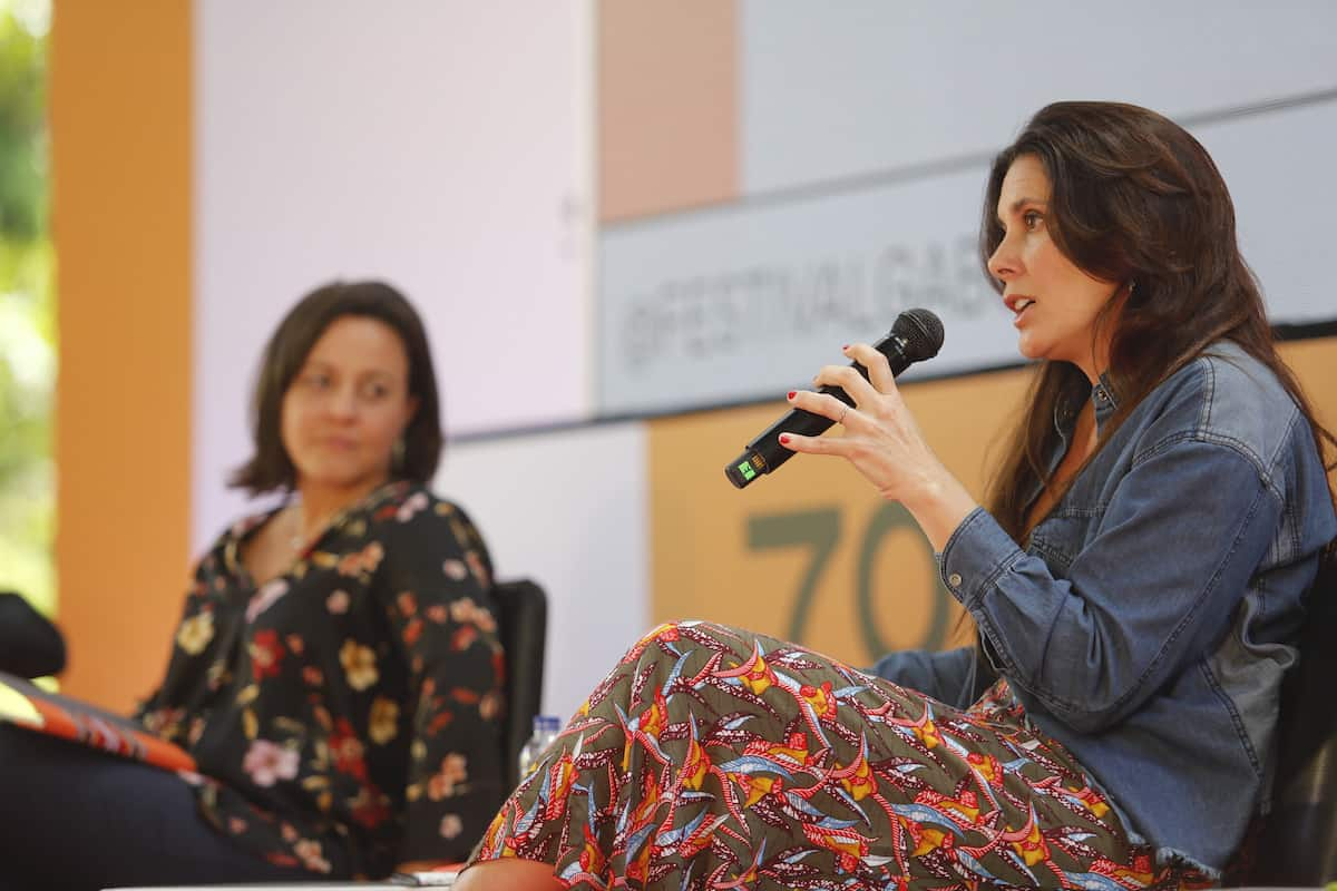 Laura Zommer, directora de Chequeado.