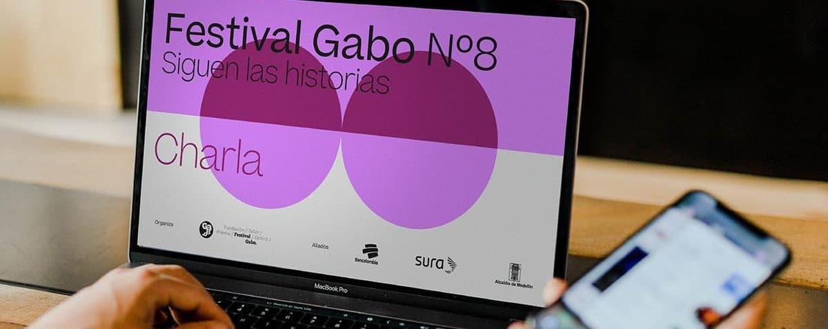 Charlas Festival Gabo 2020