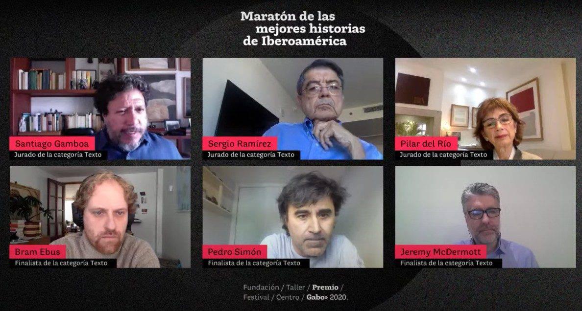 Maratón de las mejores historias categoría Texto.